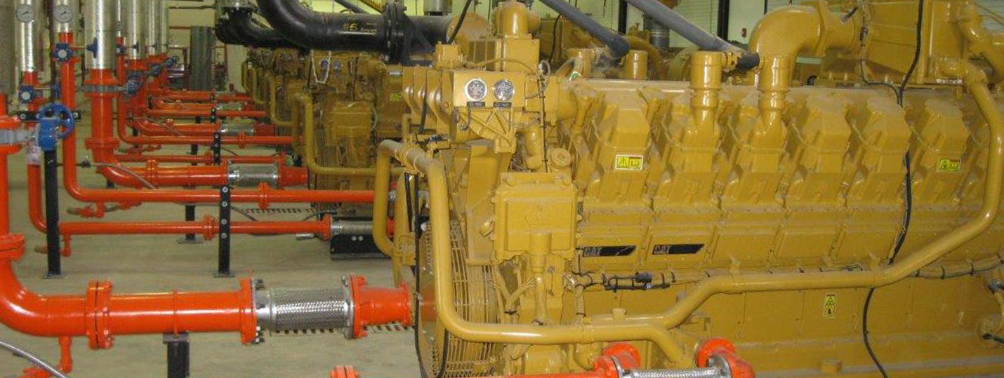 Commercial and Industrial Plumbing Contractor